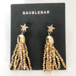 Bauble Bar Star Earrings